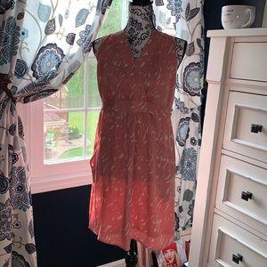 Maison Jules Summer Dress Size Medium